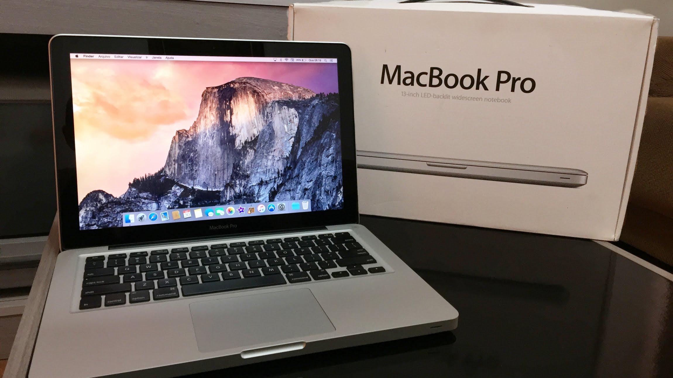I Nuovi MacBook Pro 2016 Potrebbero Non Avere Touch ID E