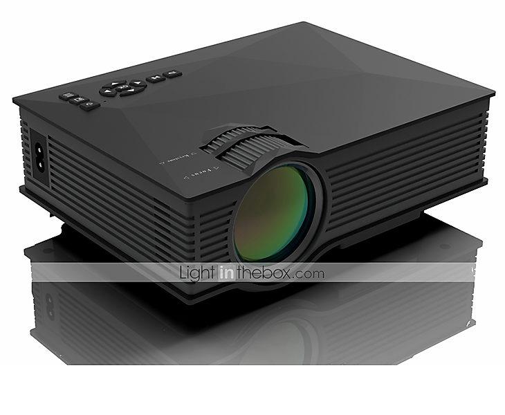 Unic, mini proiettore Android HD da 1080p a 88€ su Lightinthebox