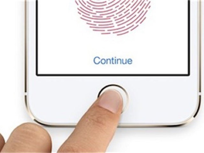 touch id 700