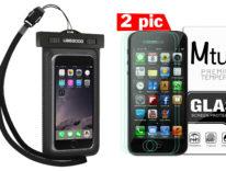 iPhone super protetto: da 4,49 € su Amazon con gli accessori Ubegood per l'estate