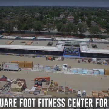 video apple campus 2 giugno fitness