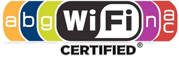 Logo Wi-Fi CERTIFIED