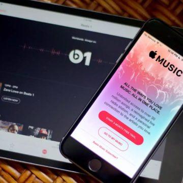 Un anno di Apple Music
