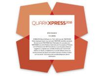 Recensione QuarkXPress 2016, il nuovo che avanza