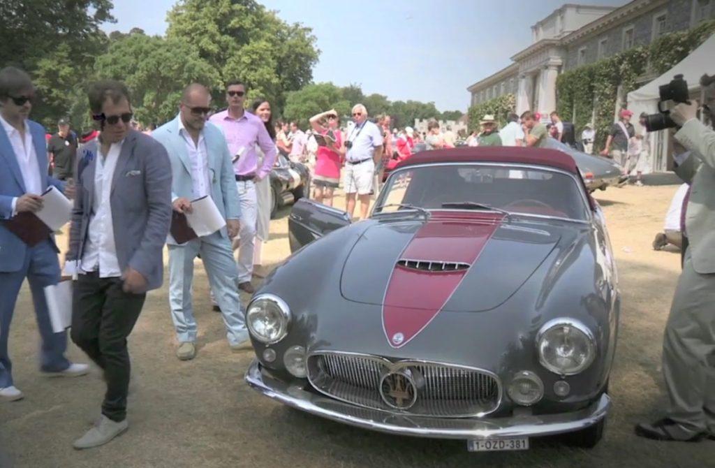 Ferrari Ive Maserati 1200