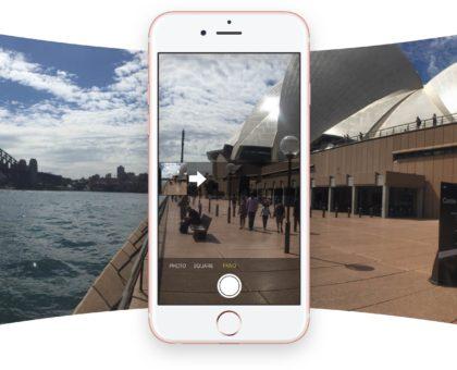 Foto a 360 gradi con iPhone