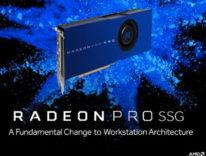 Presentata AMD Radeon Pro Solid State, la prima scheda grafica con SSD da 1 TB