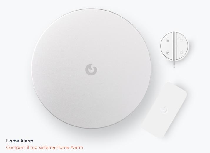 myfox home alarm
