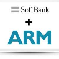 Softbank plus ARM 750
