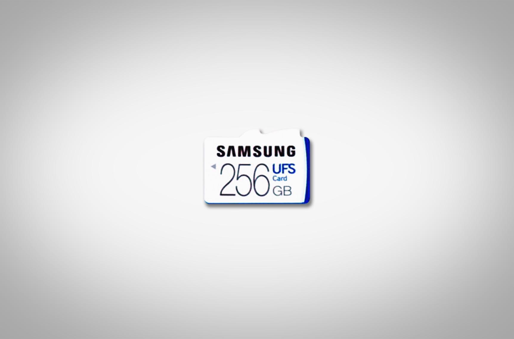 UFS Samsung