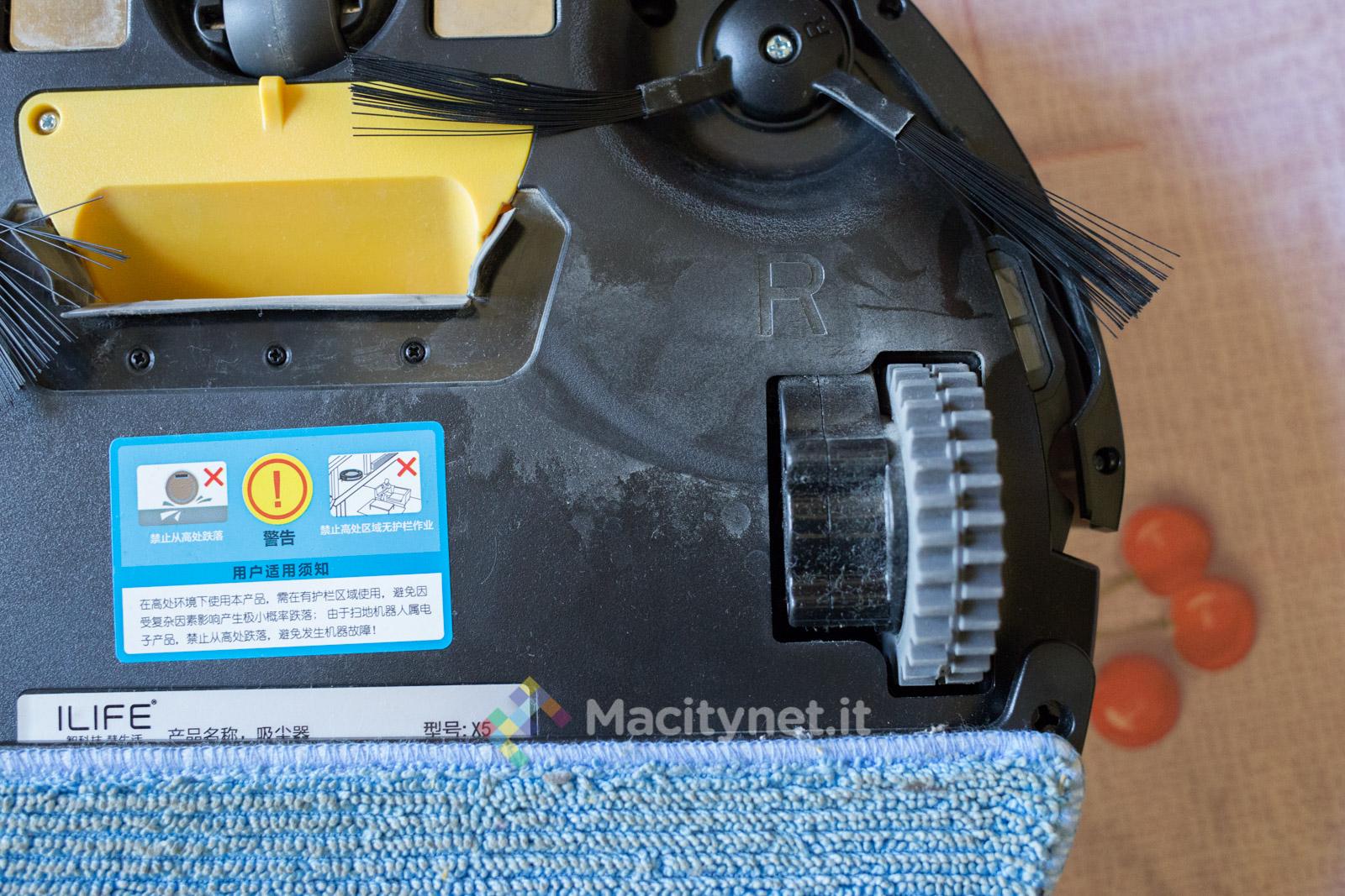 Recensione ilife x5 l 39 aspirapolvere robot che pulisce - Quanto costa aspirapolvere folletto ...