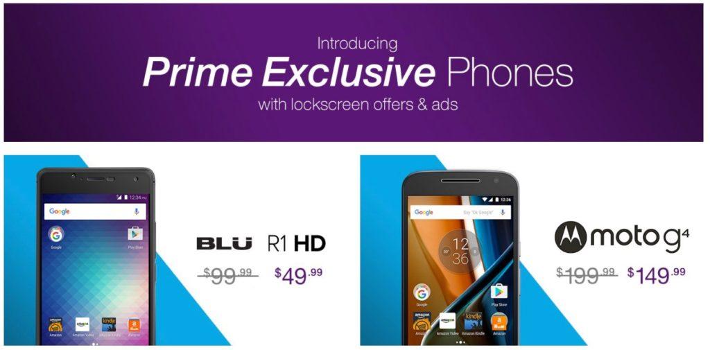 amazon smartphone sbloccati android