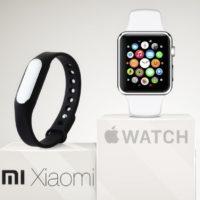 apple watch straccia podio xiaomi icon 1000
