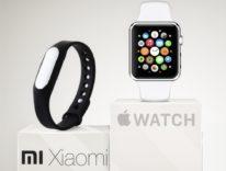 Apple Watch straccia i bracciali fitness Android per protezione e sicurezza