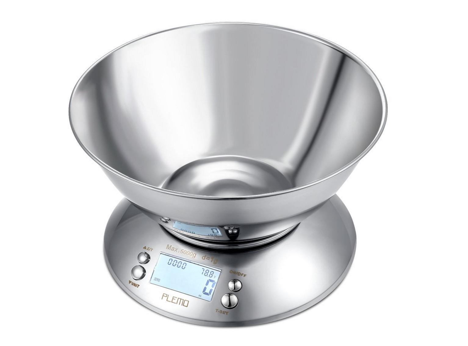 Sconto bilancia da cucina in acciaio inossidabile solo oggi a 26 99 euro - Ikea bilancia cucina ...