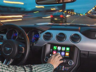 carplay e android auto FORD 2017 icon 700