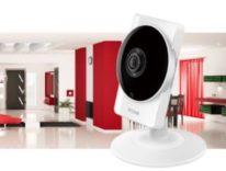 DCS-8200LH è la videocamera HD D-Link con visione panoramica ad angolo di 180°
