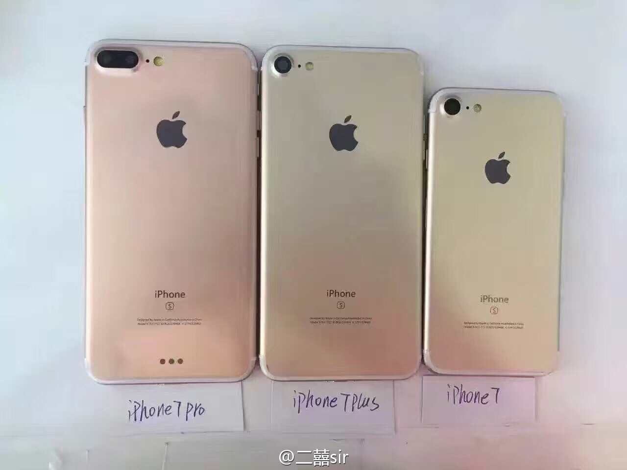 iPhone 7 Pro foto