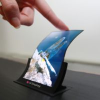 Display OLED per smartphone