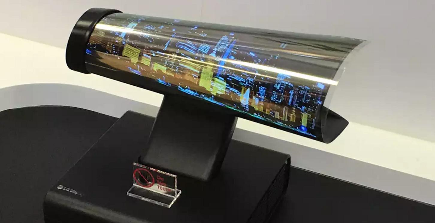 Display oled per smartphone e tablet lg investe 1 75 for Smartphone piccole dimensioni