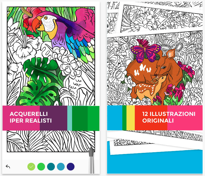 libro da colorare per adulti tayasui color 02