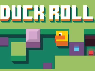 logo duck roll