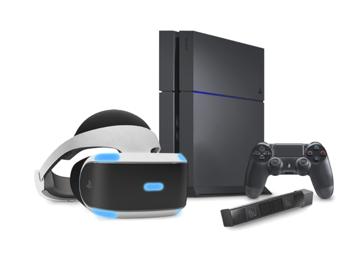 playstation vr ps4 700