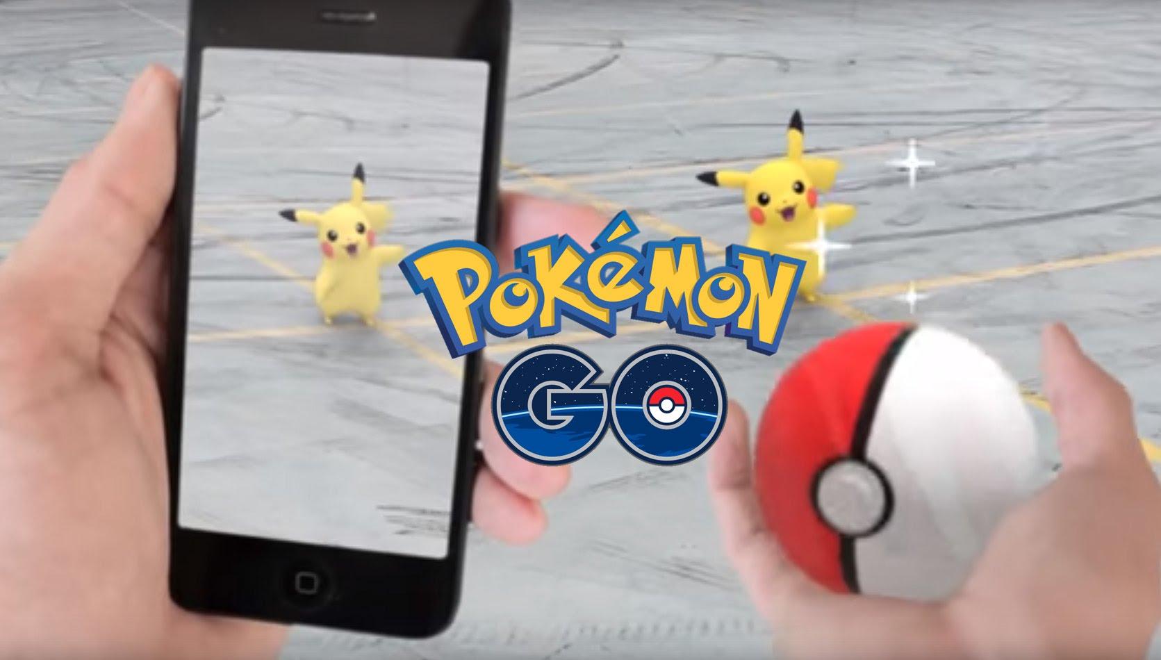 Pokémon Go attenzione