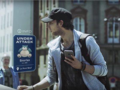 Pokémon Go funziona