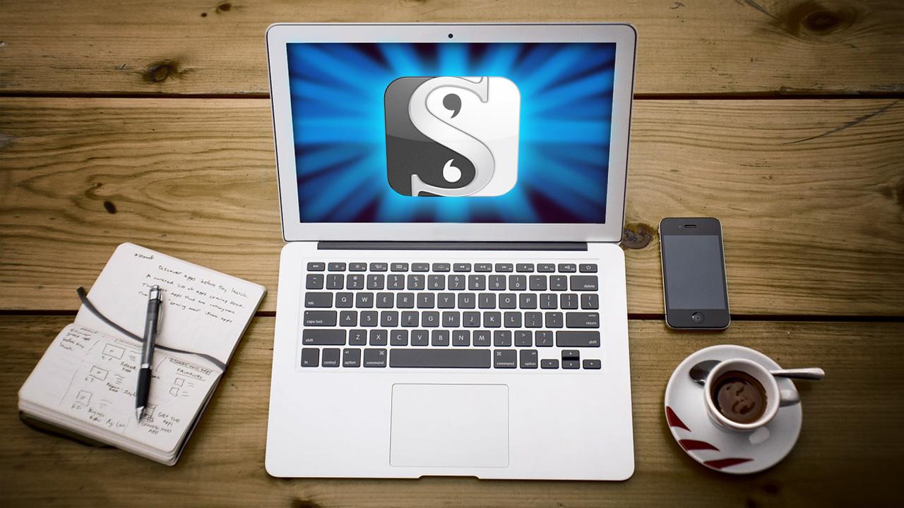 Scrivener per iOS