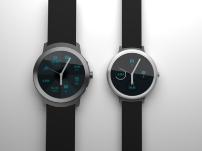 smartwatch Android Wear di Google