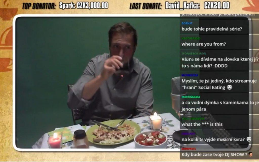 social eating 1