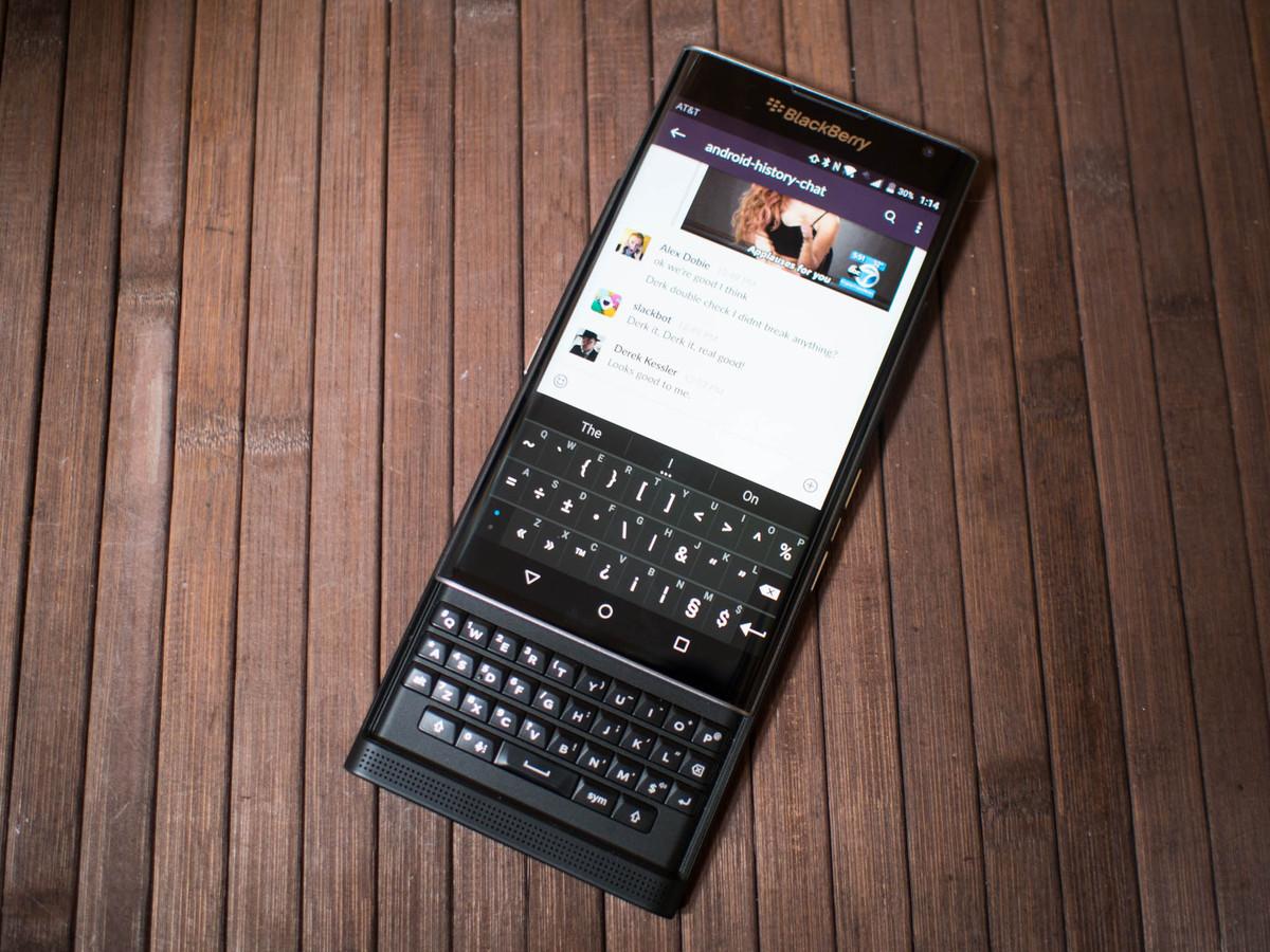 Addio blackberry classico addio tastiera classica