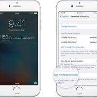 verifica SMS apple autenticazione