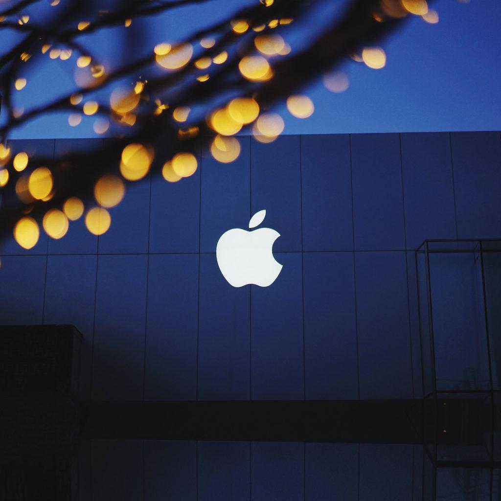 Sfondi Per Iphone E Ipad Con Logo Apple Pronti Da
