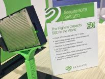 Seagate presenta l'SSD più capiente al mondo: 60 terabyte
