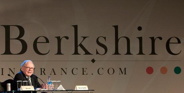 azioni apple buffet, foto Berkshire Hathaway warren buffet