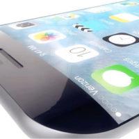 Concept di iPhone con Display Curvo