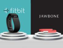 Fitbits vs Jawbone