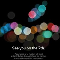 Keynote Apple 7 settembre