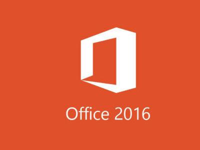 Office 2016 per Mac