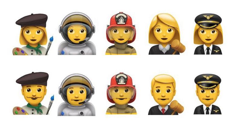 5 nuove emoji  Proposta Apple Emoji