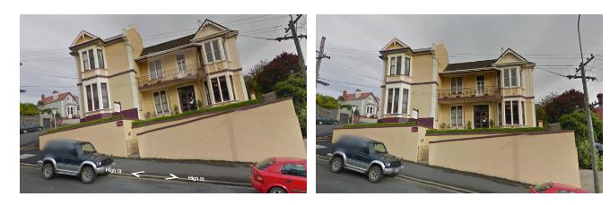 Street View JavaScript API