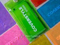 UltraBag, da CoverStyle le buste colorate per proteggere lo smartphone in spiaggia