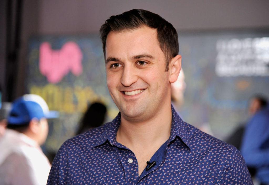 John Zimmer, presidente di Lyft