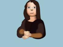 Artisti e opere d'arte trasformati in Emoji da una galleria di Los Angeles