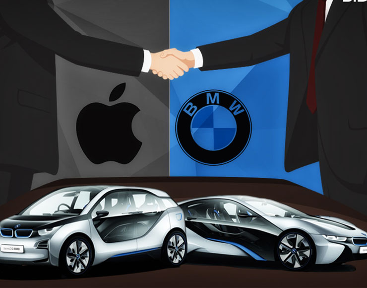 Bmw-Apple