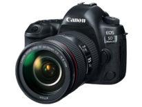 Addio foto sfocate con Canon 5D Mark IV, nuova reflex per professionisti
