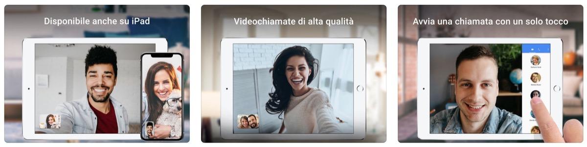 Duo, il FaceTime di Google disponibile per iOS e Android