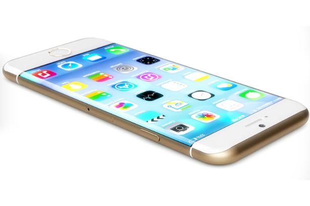 iPhone 2017 display curvo